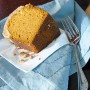 A delicious slice of Pumpkin Pound Cake